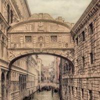 Венеция,тюремный мост :: Светлана Саяпина