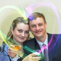 Семейное фото на свадьбе :: Александр Заяц