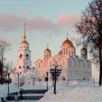В закатном свете! :: Владимир Шошин