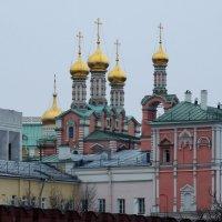 Домовый храм Похвалы Божией Матери в Потешном дворце в Кремле :: Александр Качалин