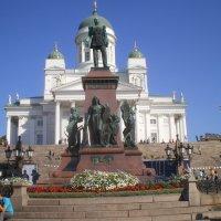 Памятник Александру 2.Хельсинки. :: Мила