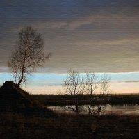 Вечер. :: Kassen Kussulbaev