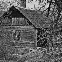 А когда то тут жили люди. :: Dmitri_Krzhechkovski Кржечковски