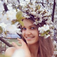 Садовая фея :: Olga Olga