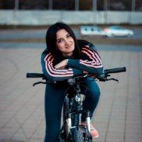 Велопрогулка :: Анзор Агамирзоев