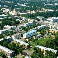 город Ангарск, юго-западный район. :: Дмитрий ВЛАСОВ