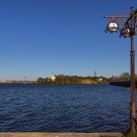 Весенний Днепр :: Denis Aksenov