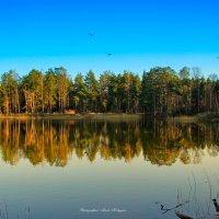 озеро Пятачок :: Мисак Каладжян