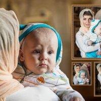 крещение малыша :: Наталья Василькова