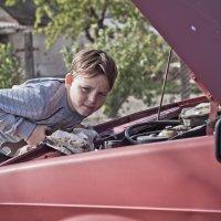 тот кому доверю свой автомобиль........... :: Андрей Дзюбенко