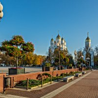Храм :: Владимир Самсонов