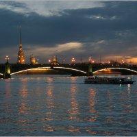 Прогулку на катере *** Boat trip :: Александр Борисов