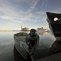 В порту :: Дмитрий Близнюченко