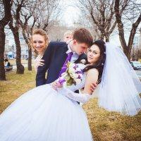 свадьба 3 :: Илона Бабашова
