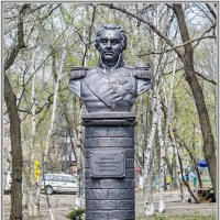 Памятник Кутузову М. И. :: Александр Морозов