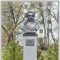 Памятник  Давыдову Д. В. :: Александр Морозов