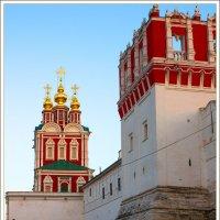 Новодевичий монастырь :: Рамиль Хамзин