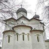 Спасопреображенский монастырь (трёхпрестольный храм). :: Sergey Serebrykov