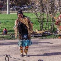 Индейцы в городе :)..... :: Дмитрий С