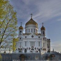 "Храм ""Христа Спасителя"". :: Андрей Чиченин"