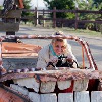 Блондинка за рулём :: Александр Киляков