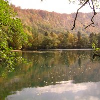 Голубое озеро .Балкария. :: Маргарита Сазонкина