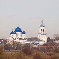 Свято Боголюбский монастырь. :: Андрей Зайцев