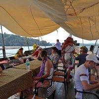 Индия. Путешествие на шхуне по реке Мандови :: Владимир Шибинский