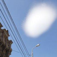 странное облако :: Арсений Корицкий