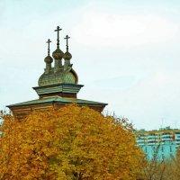 Храм :: Алексей Дмитриев