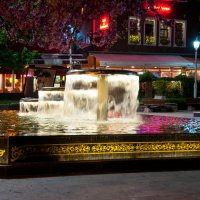 Стамбул..фонтан...вечер :: Павел Катков
