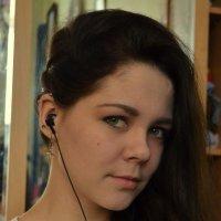 Green eyes :: Юлия Красноперова
