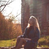 Солнце :: Саша Хмелёвская
