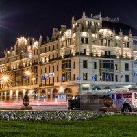 Москва, Метрополь :: Иван Дмитриев