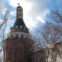 "Башня ""Дуло"" :: Тарас Золотько"