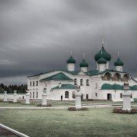 Свято-Троицкий Александра Свирского мужской монастырь :: Sergey Lazarev