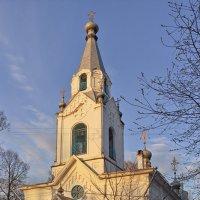 Старая церковь :: Анатолий Тимофеев