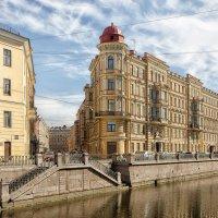 На канале Грибоедова :: Владимир Горубин