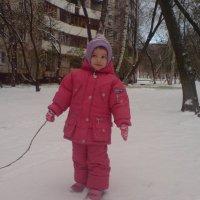 Ах, снег, снежок.! Надоел уж ты , дружок! :: Мила