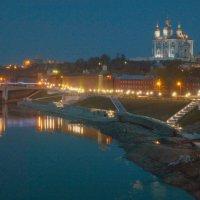 Ночной Смоленск. :: Игорь