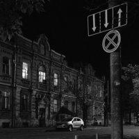 Ночной страж :: Беспечный Ездок