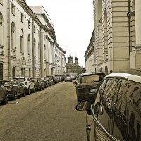 Хрустальный переулок :: Сергей Фомичев