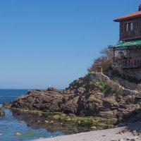 ресторан над морем :: Эльмира Суворова