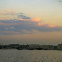 Разноцветная облачность :: Valerii Ivanov