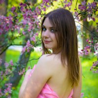 лесная нимфа :: Iryna Ivanova