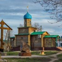 Церковь Георгия Победоносца г. Соль-Илецк :: Александр Кислицын