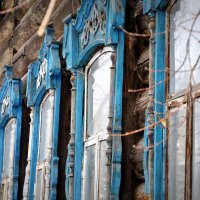 Томские окна :: Светлана Абатурова