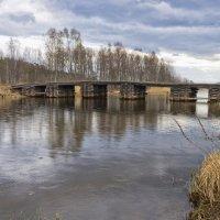 старый мост на Соролансаари. :: Ирэна Мазакина