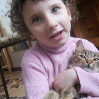- А кошка моя !  ... :: Виталий Рабчак