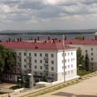 Набережная реки Волги :: Дмитрий Сопыряев